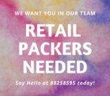Retail Assistants X2 | Bedok | $10/H | No exp ok