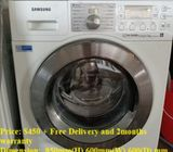 Samsung (8.0kg /5.0kg) Washer Dryer 2 in 1 ($450 + Free Delivery and 2months warranty)