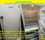 Fisher & Paykel (467L) 2doors Huge fridge / refrigerator ($420 + Free Delivery and 2mths warranty) M