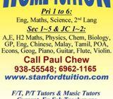 Add-Mathematics & E-Maths Tuition in Singapore