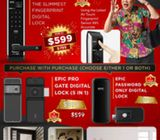 Digital lock Anniversary Sale Singapore