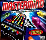 MASTERMIND - THE CLASSIC CODE CRACKING GAME