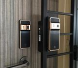 rim digital lock for hdb / condo singapore