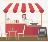 Rental Of Food Stall