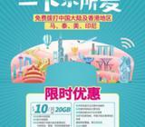 CMLink Singapore Sim Card