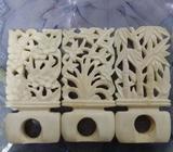 Ivory clip holder