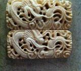 Puteh Ivory Longsan (Dragon/More than 10 years)