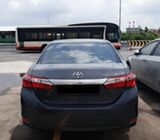 Toyota Altis for PHV Grab usage (Low Rent)
