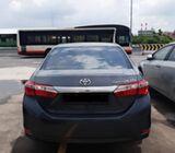 Toyota Altis for PHV Grab usage (Low Rent)