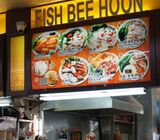 Fish Soup Stall @ Bukit Batok Takeover 鱼汤摊位@bukit batok接管