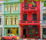 Shophouse Office Space For Rent in Singapore
