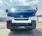 Toyota Hiace 2.8 (A) DX