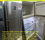 Samsung (410L), 2doors BIG refrigerator / fridge ($330 + Free Delivery & 2mths warranty)