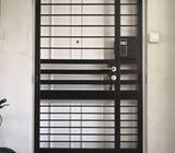 Simple Mild Steel Gate Promotion,$580/$680, Call 88668884