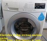 Electrolux (8.0kg) washing machine/ washer  ($300 + Free Delivery & 2mths warranty)