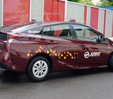 SMRTaxis Toyota Prius Gen 4 (Lowest in Market) @ $32/day. Hurry!