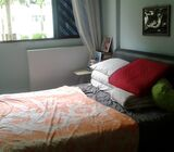 Master room with attached bathroom in Clementi 5 rm flat