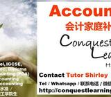 Diploma Accounting Home Tuition by Full Time Female Tutor