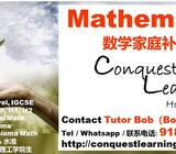 IB Diploma Mathematics Home Tuition by Full Time Male Tutor