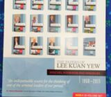 Complete set of Lee Kuan Yew Speeches, Interviews and Dialogues