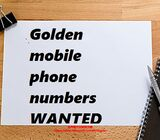 Auspicious Nice Vehicle Number Plate & Golden mobile phone numbers  WANTED