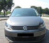 Volkswagen Touran 1.4 TSI (A)
