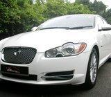 Jaguar XF 3.0A Luxury (A)