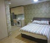 TEMPORARY OR SHORT TERM NEW SERVICED STUDIO AT RIVER VALLEY ROAD