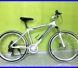 Progresser Multi-purpose Bike / Brand New / Disc Brake (Free Delivery)  . . . . . .  For Male or Fem