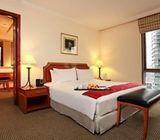 WEEKLY MOUNT ELIZABETH, GLENEAGLES 2 BEDROOMS SERVICED APARTMENT