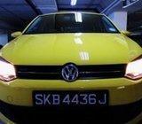 Volkswagen Polo 1.4A (A)
