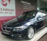 BMW 535d Luxury (A)
