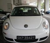 Volkswagen New Beetle 1.6A (A)